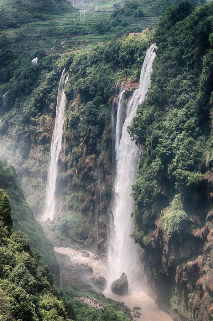 马岭河大峡谷一日游